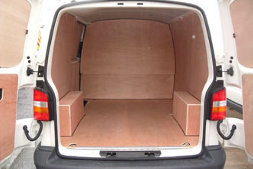 Buckley Towbars Aberdeen Commercial Van Ply Lining Kit